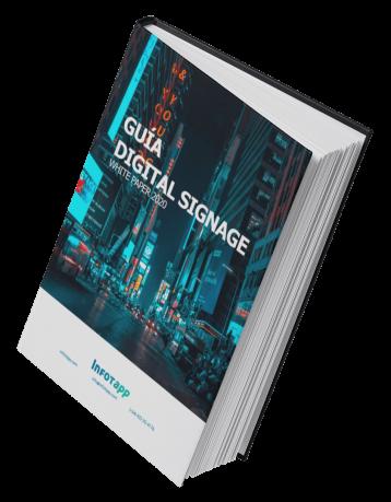 Guía Digital Signage Infotapp | Soluciones Digital Signage en Canarias
